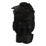 SDU Plate Carrier (Black)