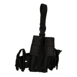 Drop Leg Magazines Pouch (Black)