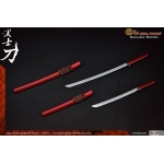 Samurai Swords (Red)