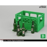Beer Bottle Rack Set (Green)
