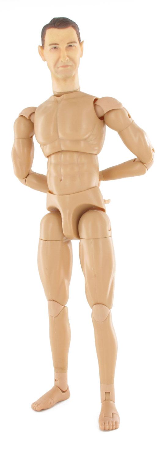 Dragon Action Figures Jones Falklands War Nude Body 1//6 Scale