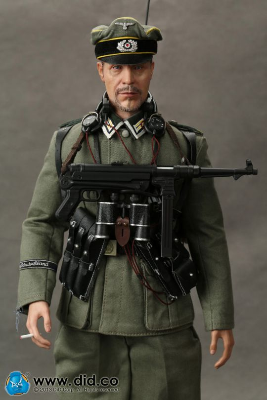 4ec3b5d25 Radio Operator of Grossdeutschland - Sergeant Major Wolfram DID Corp ...