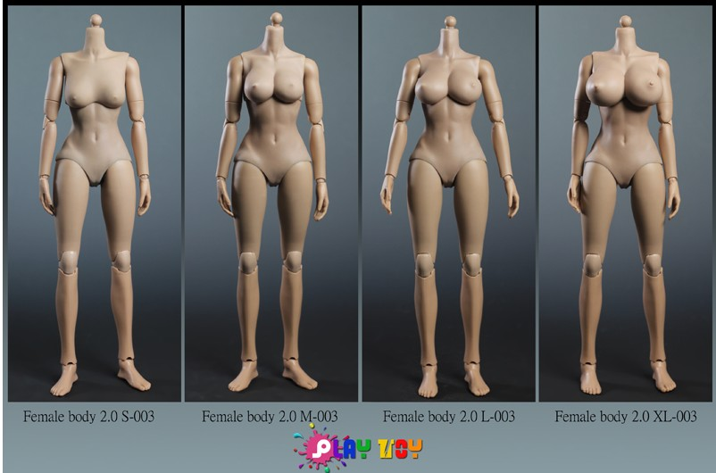 Are Play toy female body consider