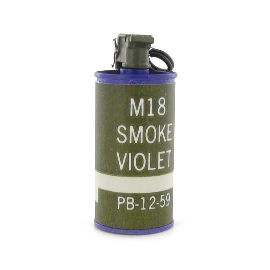 Purple Mk18 smoke grenade SOLDIER STORY - Machinegun