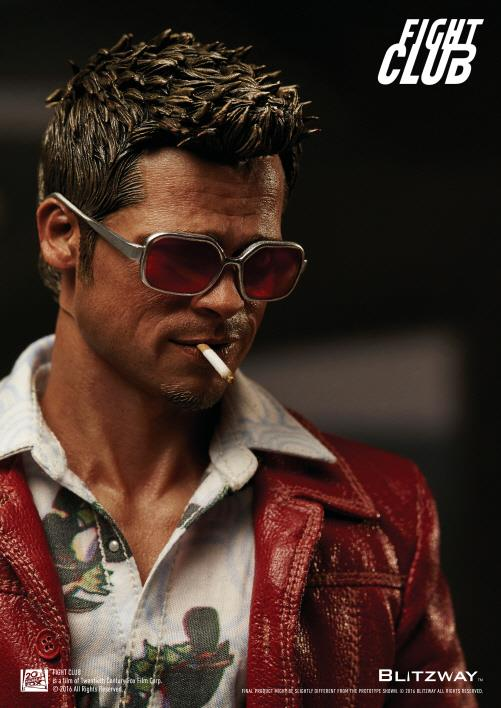 prezzo all'ingrosso scarpe sportive grande qualità Fight Club - Tyler Durden (Special Pack) Blitzway - Machinegun
