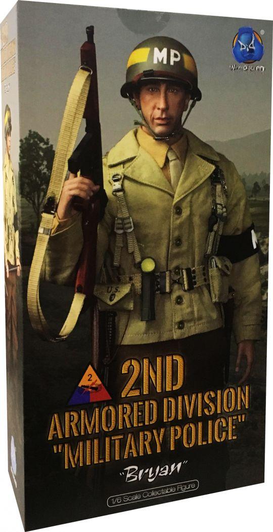DID DRAGON IN DREAMS 1:6TH SCALE WW2 U.S ARMY MILITARY POLICE FIELD PHONE BRYAN