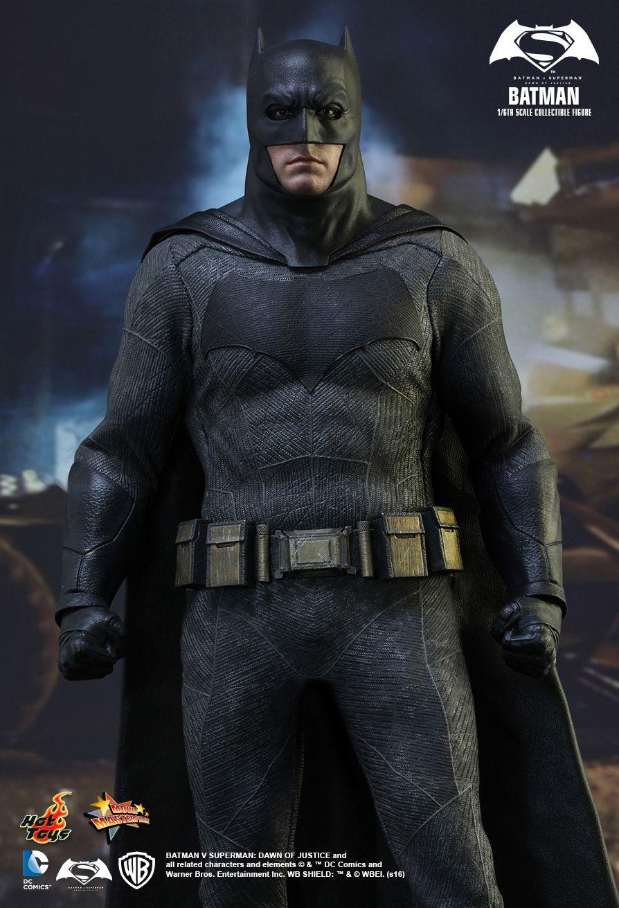1//6 BVS Batman War Superman Ben Affleck Head Sculpt Action Figure Accessorie Toy