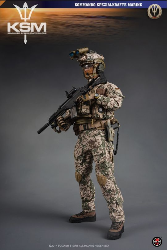 """1//6 Scale Soldier Story SS104 German KSM VBSS 12/"""" Action Figure Belt Model Toys"""