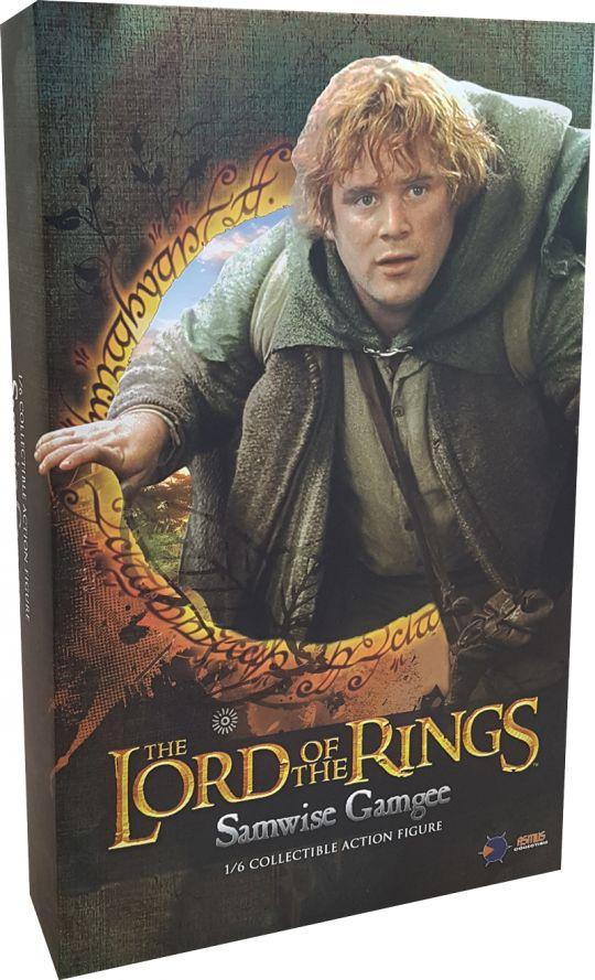 Lord Of The Rings Samwise Gamgee Slim Version Asmus Toys Machinegun