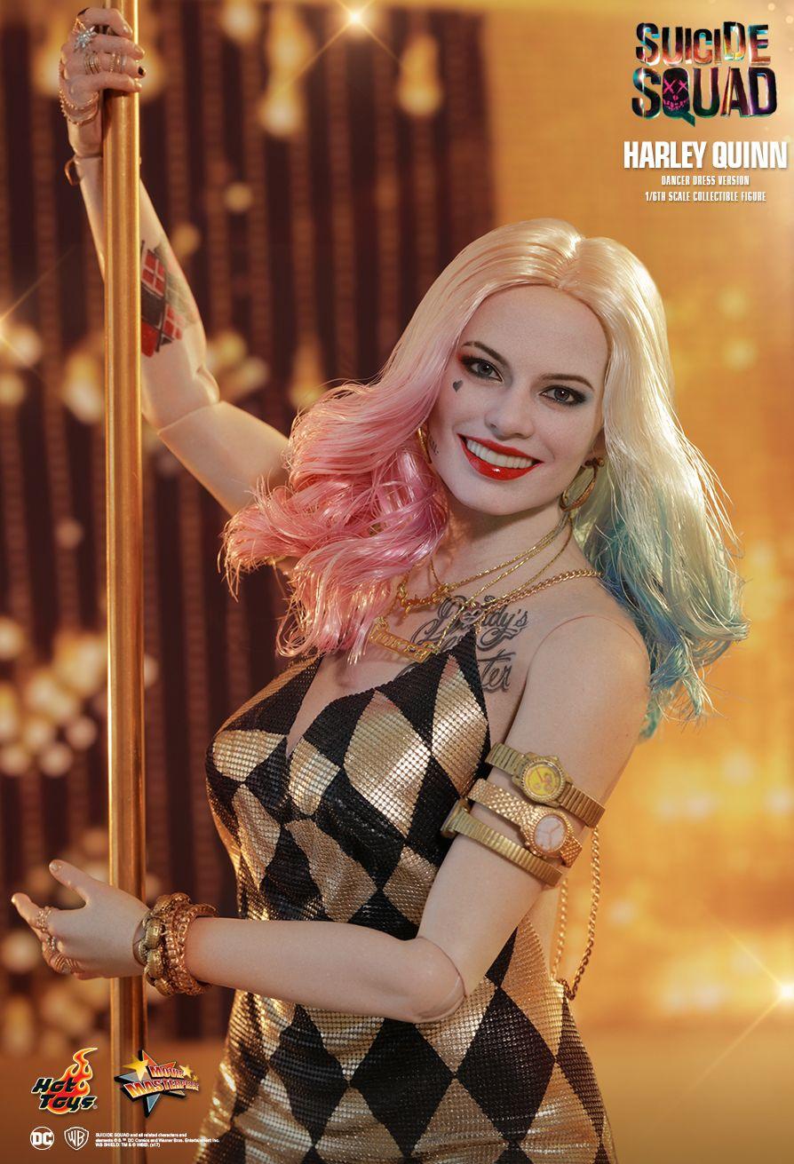 628ecb3e390 Suicide Squad - Harley Quinn (Dancer Dress Version) HOT TOYS ...