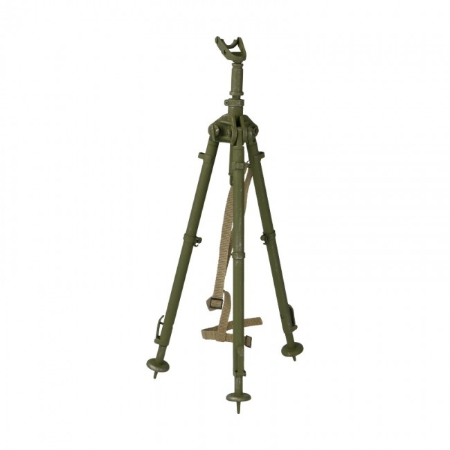 Diecast MG34 Anti-Aircraft Tripod Mount (Olive Drab)