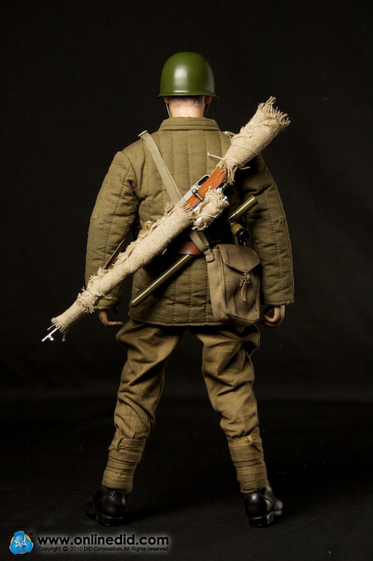 - Light Grey Shirt DID Action Figures B Clean Vasily 10th Ann. 1//6 Scale
