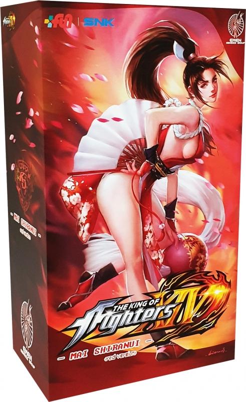 The King Of Fighters Xiv Mai Shiranui Emen Genesis Group