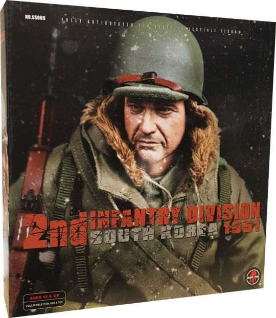 2nd Infantry Division - South Korea 1951 SOLDIER STORY