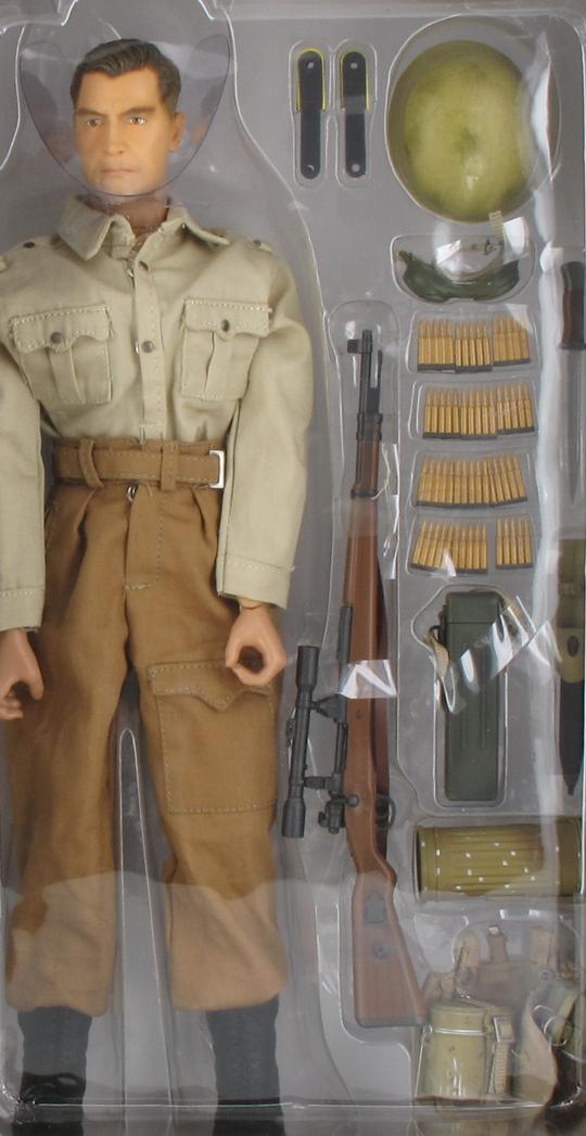 Eugen Brecht Machine Gun 1:6 Dragon Action Figures
